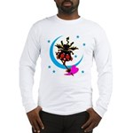 Devil cat 2 Long Sleeve T-Shirt
