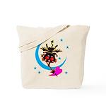 Devil cat 2 Tote Bag