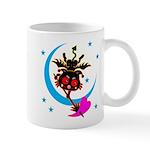 Devil cat 2 Mug