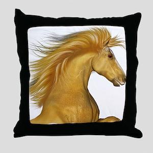 The Palomino Throw Pillow