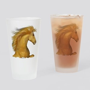 The Palomino Drinking Glass