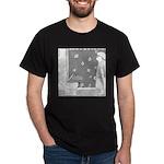 Commodo Dragon (no text) Dark T-Shirt