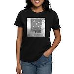 Commodo Dragon (no text) Women's Dark T-Shirt