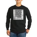 Commodo Dragon (no text) Long Sleeve Dark T-Shirt
