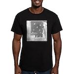 Commodo Dragon Men's Fitted T-Shirt (dark)