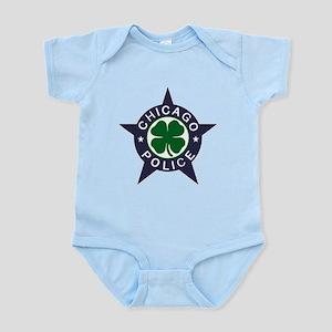 Chicago Police Irish Badge Infant Bodysuit