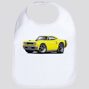 1969 Coronet Yellow Car Bib
