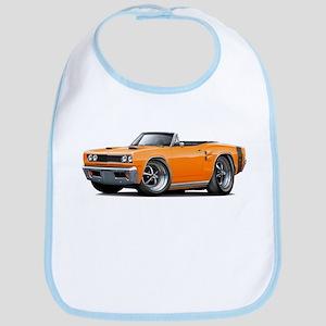 1969 Coronet Orange Convert Bib