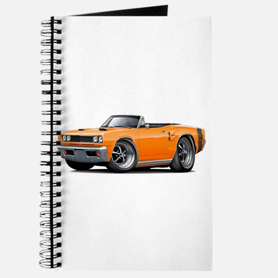 1969 Coronet Orange Convert Journal
