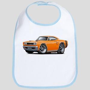 1969 Coronet Orange Car Bib