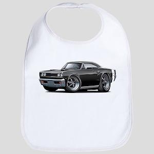 1969 Coronet Black Car Bib