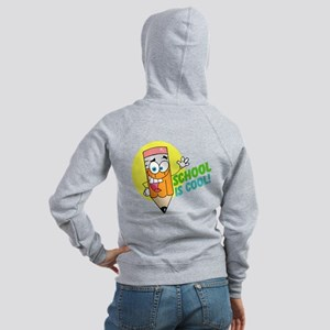 School is Cool Women's Zip Hoodie