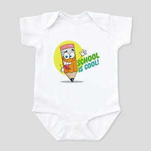 School is Cool Infant Bodysuit