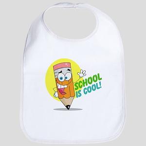 School is Cool Bib