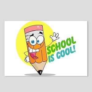School is Cool Postcards (Package of 8)