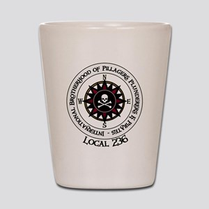 IBPPP Local 236 Shot Glass