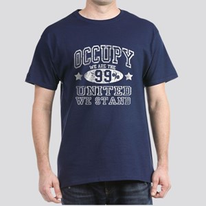 Occupy We Are The 99% Dark T-Shirt