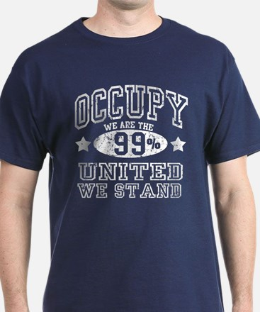 Occupy We Are The 99% T-Shirt