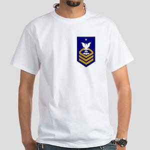 Coast Guard ASTCS<BR> White T-Shirt