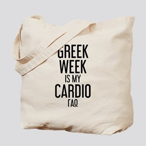 Gamma Alpha Omega Greek Week Tote Bag