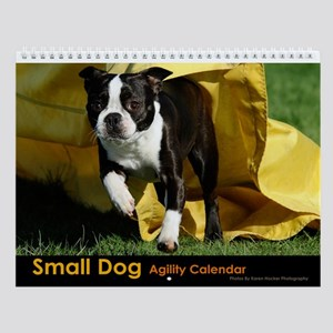 Small Dog Agility Calendar