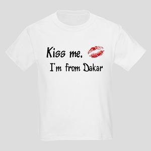 Kiss Me: Dakar Kids T-Shirt