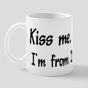 Kiss Me: Dairen Mug