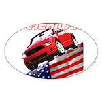 Shellbee Designs Sticker (Oval 50 pk)