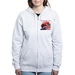 Shellbee Designs Women's Zip Hoodie