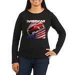 Shellbee Designs Women's Long Sleeve Dark T-Shirt