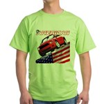 Shellbee Designs Green T-Shirt