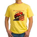 Shellbee Designs Yellow T-Shirt