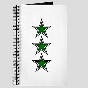 Green Star Belly Journal