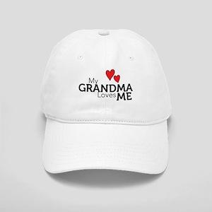 My Grandma Loves Me Cap