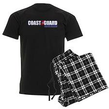 USCG Father Men's Dark Pajamas