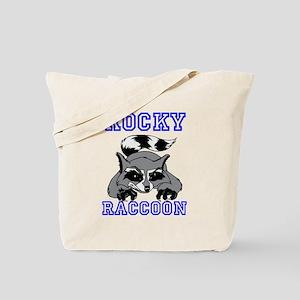 Rocky Raccoon Tote Bag