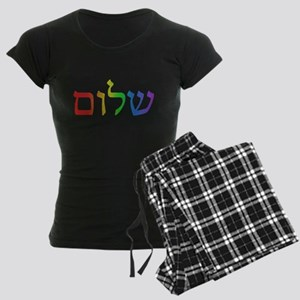Shalom Women's Dark Pajamas