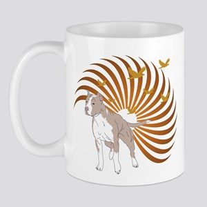 American Pit Bull Terrier Mug