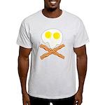 Breakfast Pirate Light T-Shirt
