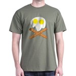 Breakfast Pirate Dark T-Shirt