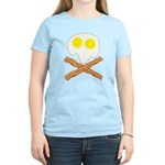 Breakfast Pirate Women's Light T-Shirt