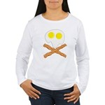 Breakfast Pirate Women's Long Sleeve T-Shirt