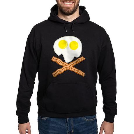 Breakfast Pirate Hoodie (dark)