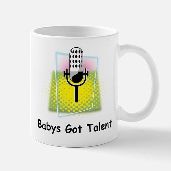 Babys Got Talent Mug