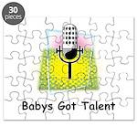 Babys Got Talent Puzzle