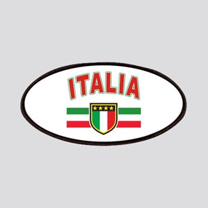italian pride Patches