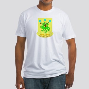 DUI - 1st Bn - 72nd Armor Regt Fitted T-Shirt