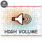 High Volume Puzzle