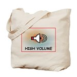 High Volume Tote Bag