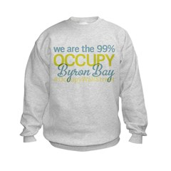 Occupy Byron Bay Sweatshirt